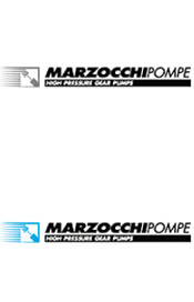 Marzocchi Pompe - High pressure gear pumps